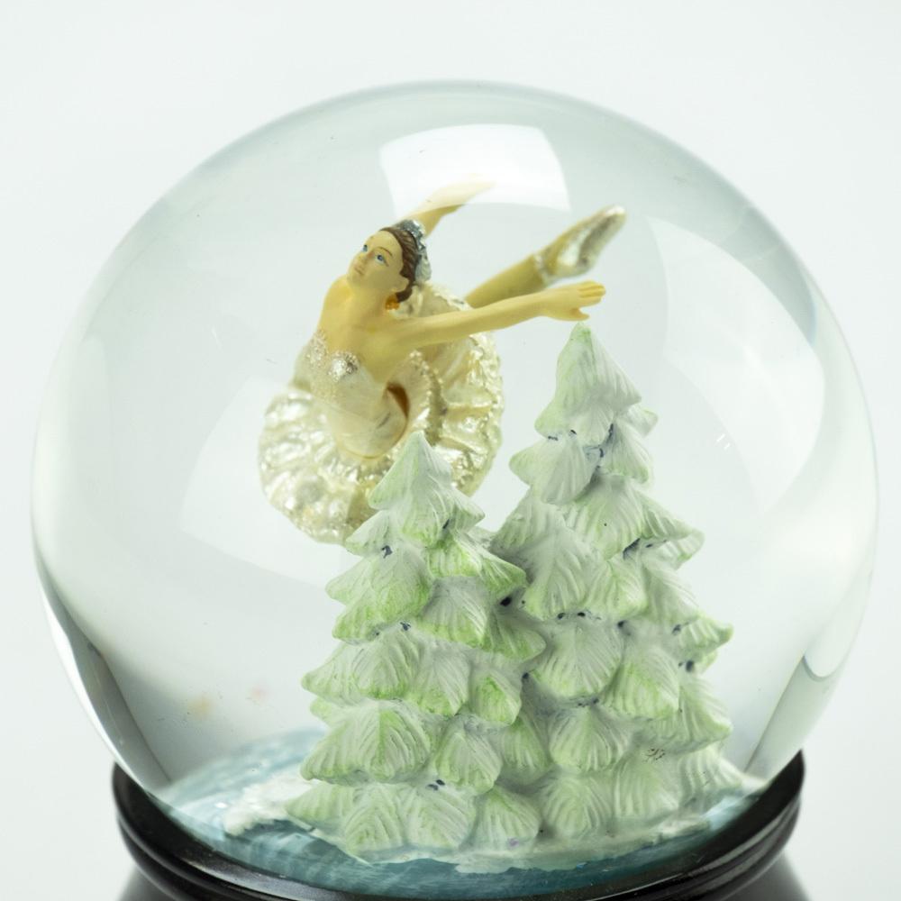 Swan Lake Ballet Musical Waterglobe - Choose Your Song
