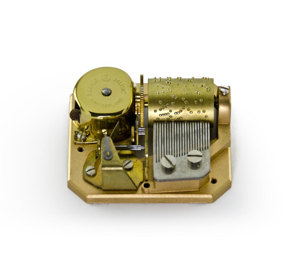 22 Note Swiss Mechanical Movement