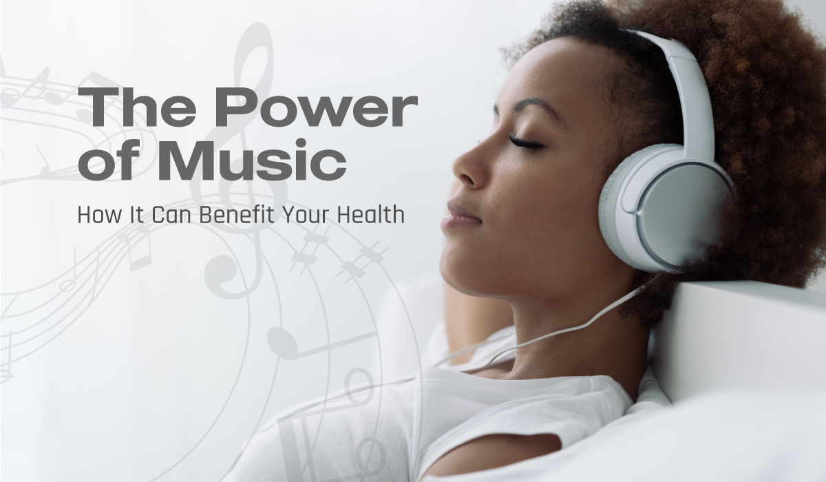 The Power of Music: 5 Ways the Beauty of Song Can Benefit Your Health