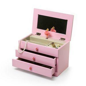 ballerina music boxes