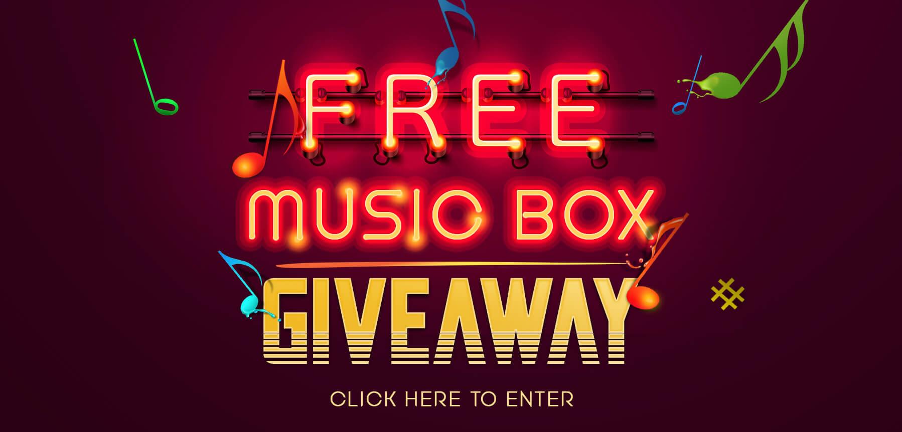 Music Box Attic - Free Music Box Giveaway