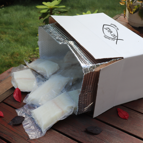 Halibut Share  Box - Pre-order Today and Save!