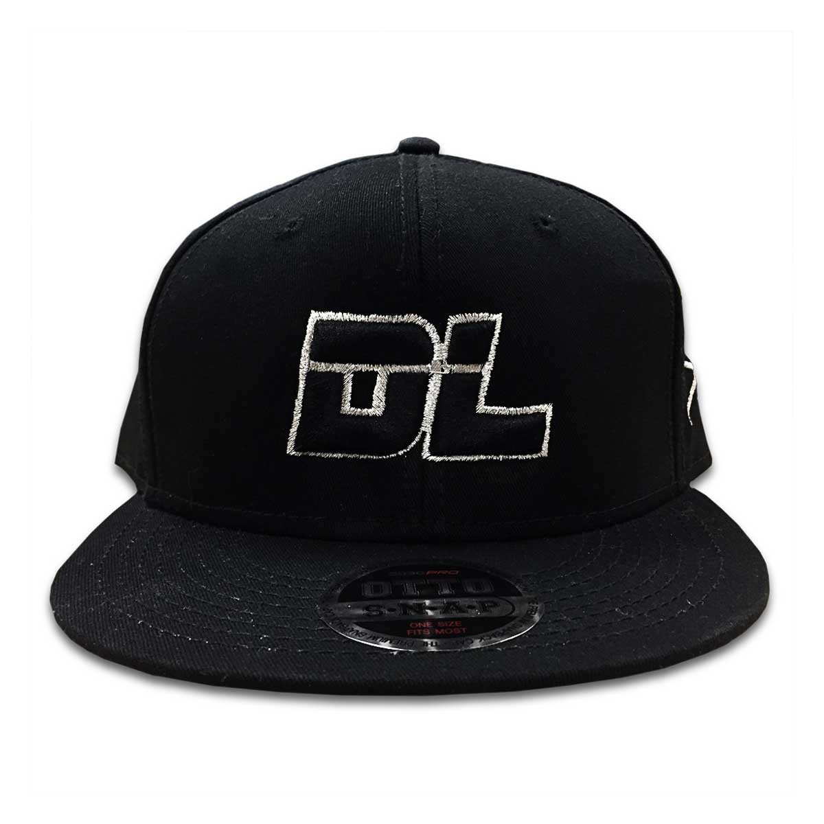 DL Flat Bill Cap
