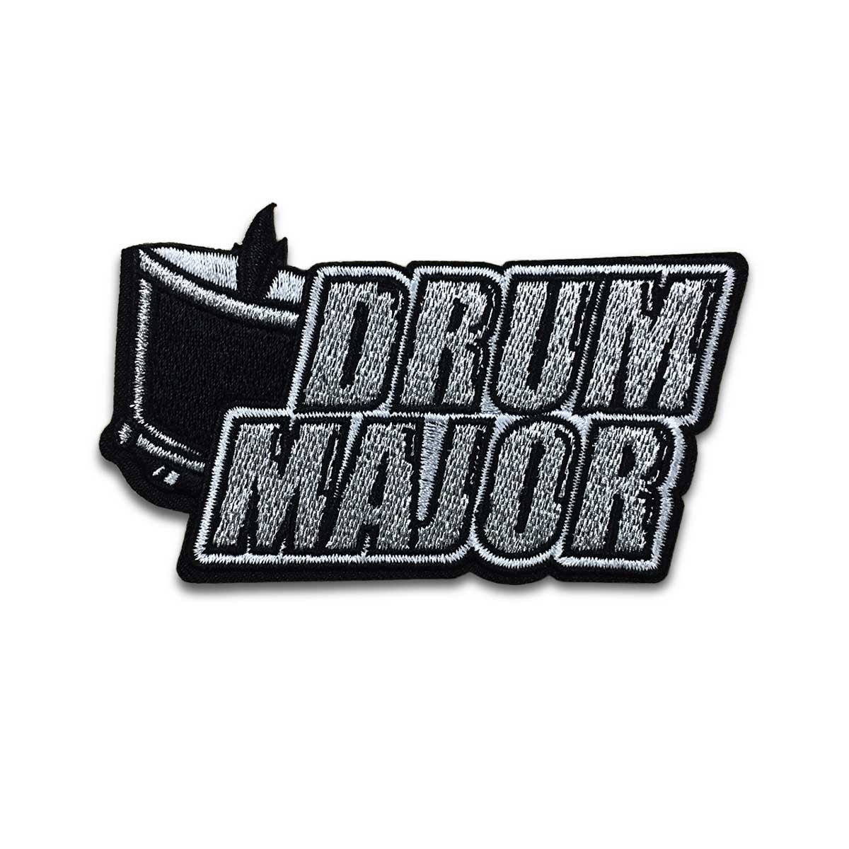 Drum Major Patch