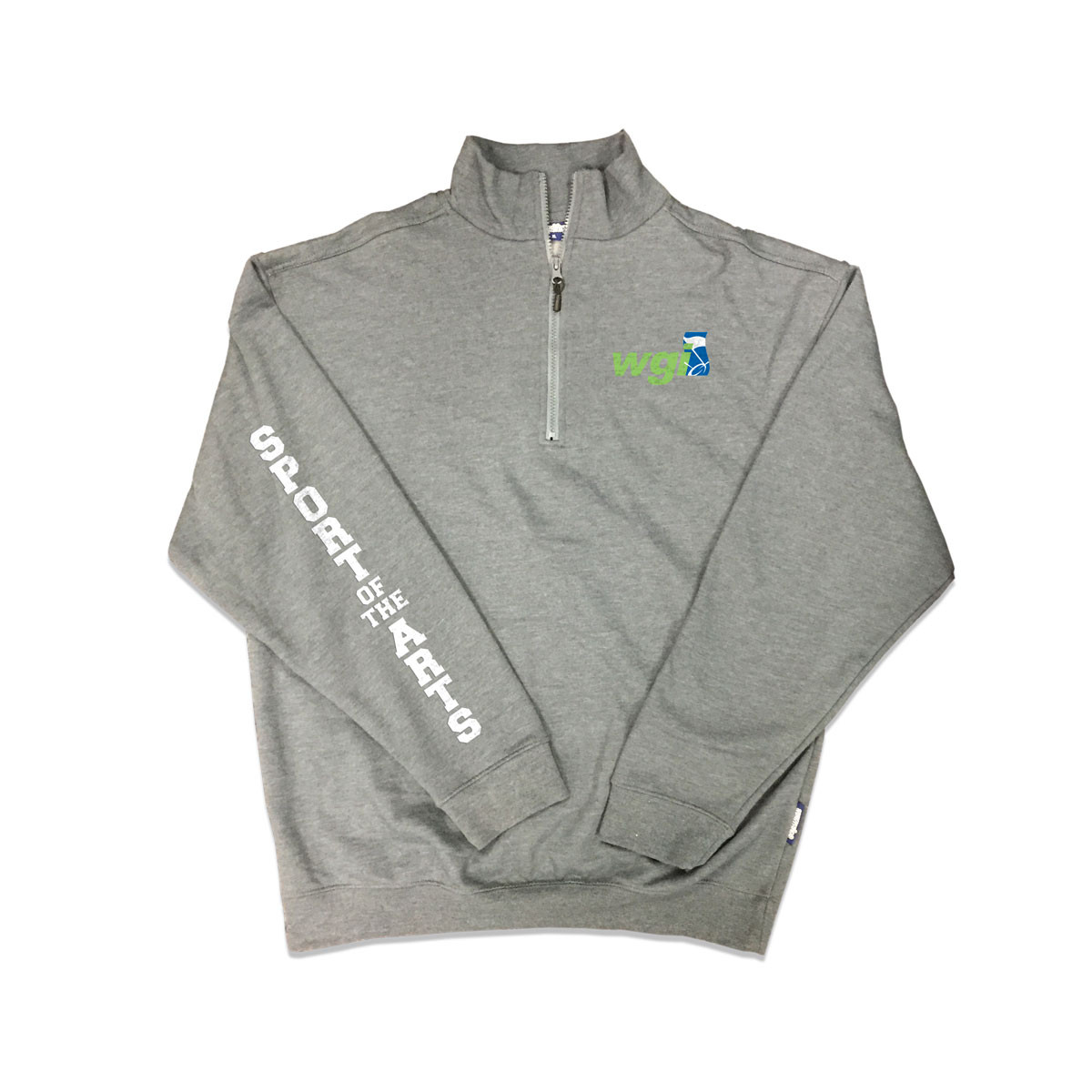 WGI Fleece 1/4 Zip Jacket