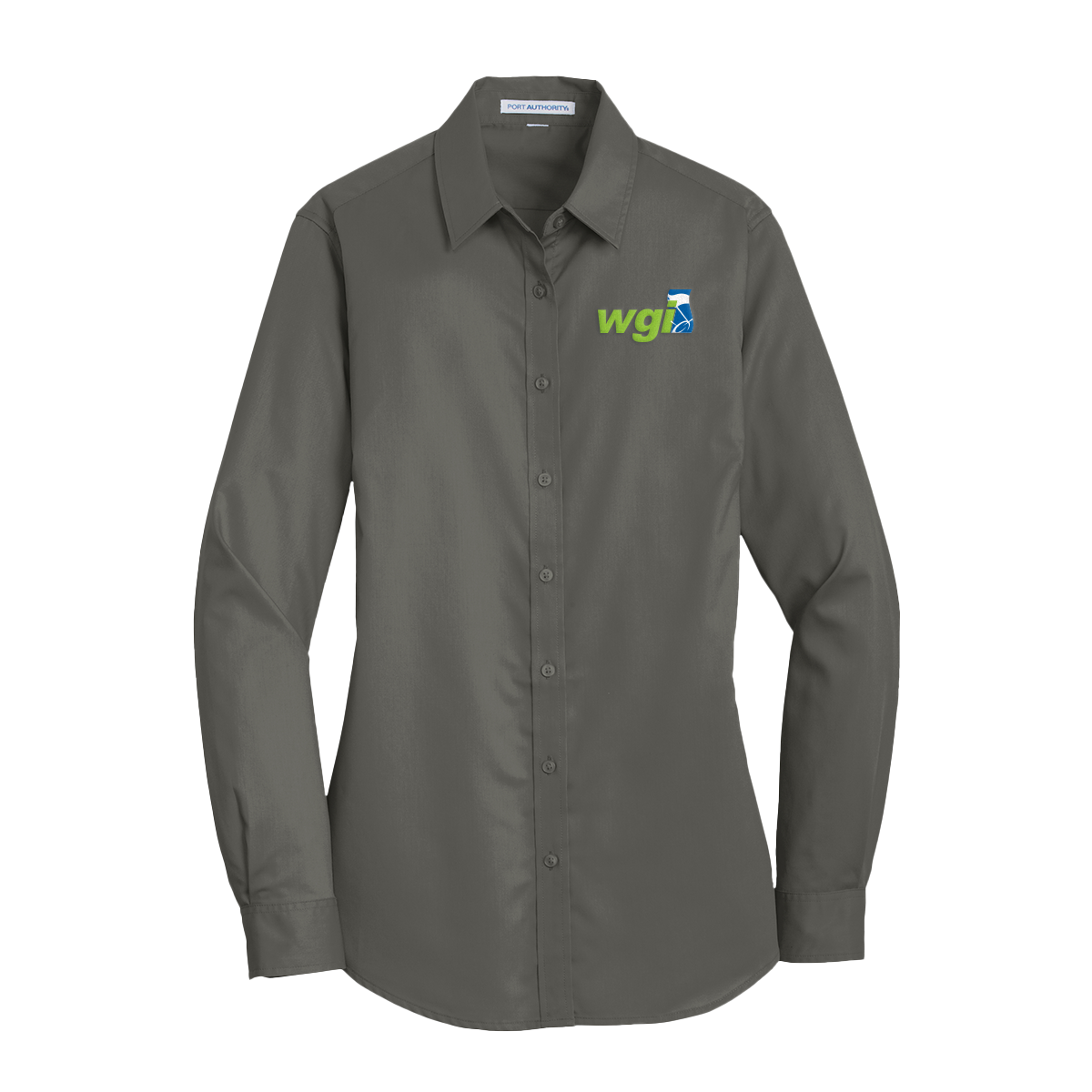 WGI Ladies Button Up Shirt - Online Exclusive