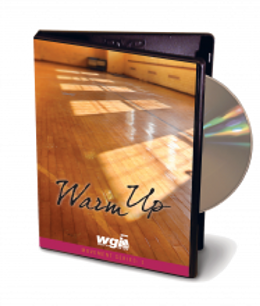 DVD - Movement Series: Warm Up