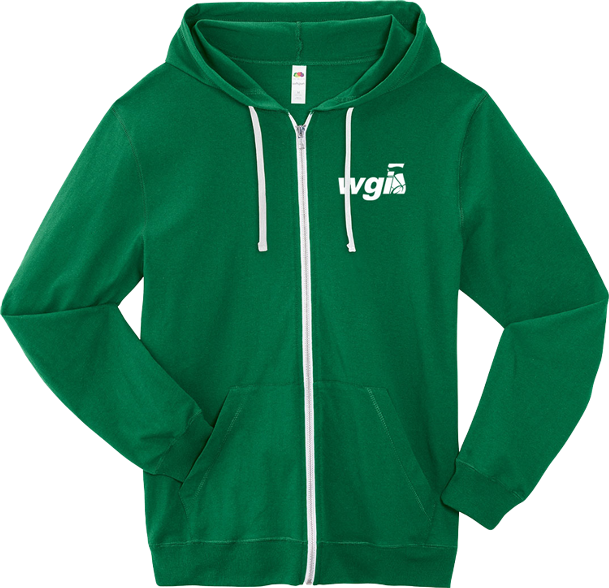 WGI Embroidered Hoodie - Online Exclusive*
