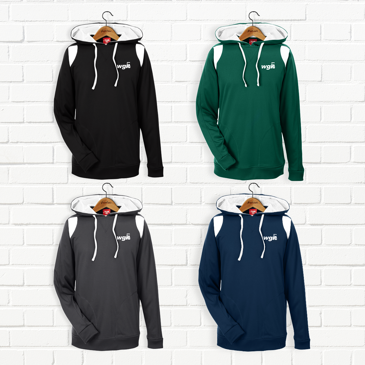WGI Embroidered Elite Performance Hoodie - *Online Exclusive*