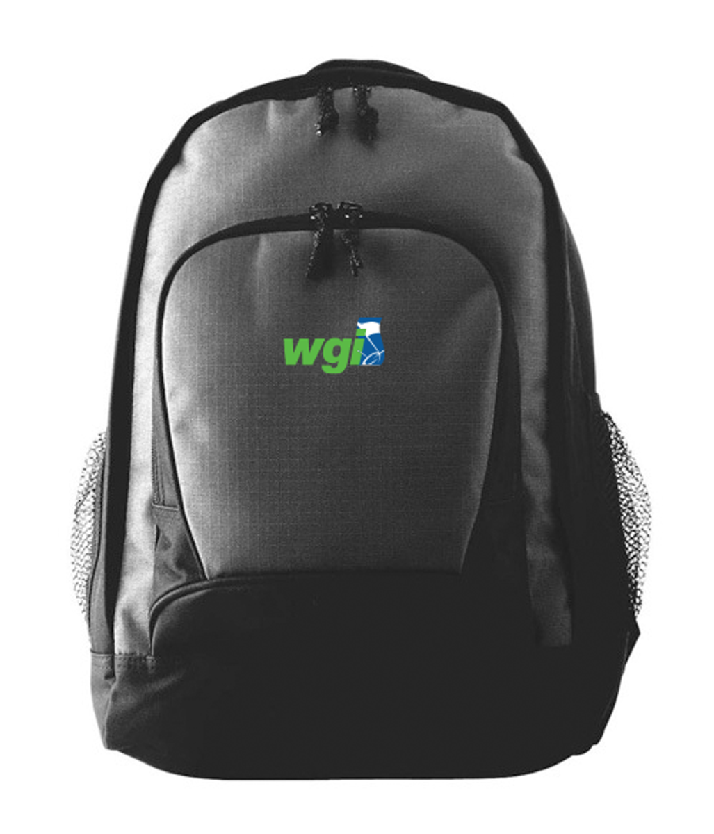 Online Exclusive - WGI Embroidered Backpack