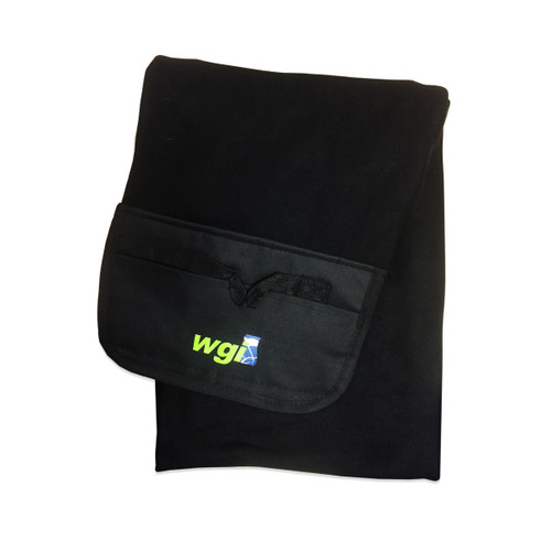 WGI Roll Up Fleece Blanket