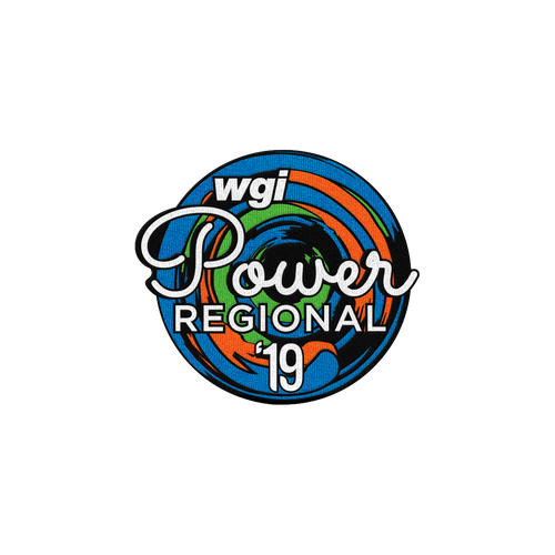 2019 WGI Power Regional Patch