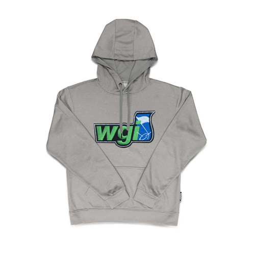 WGI Embroidered Patch Performance Hoodie