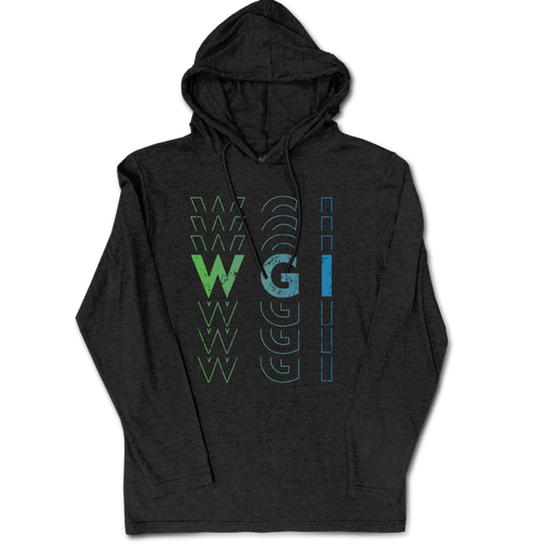 Product of the Week: WGI T-Shirt Hoodie