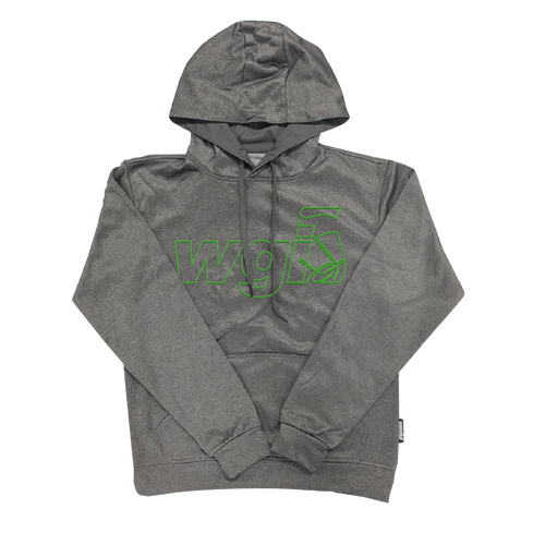 WGI Performance Outline Logo Hoodie