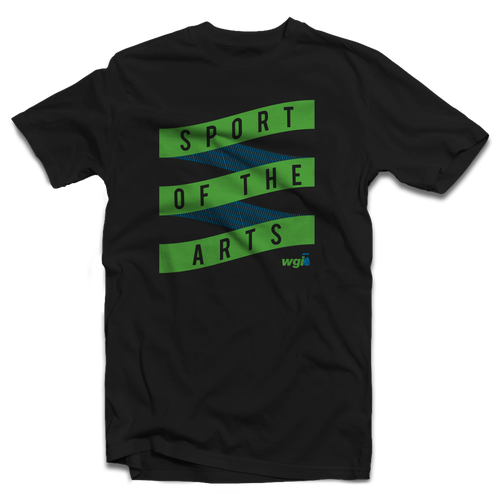 WGI Sport of the Arts T-Shirt