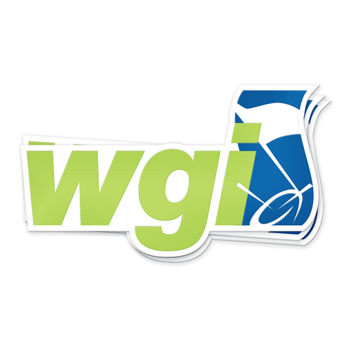 WGI Logo Sticker