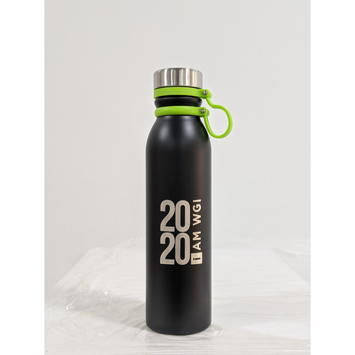 I Am WGI 2020 Water Bottle