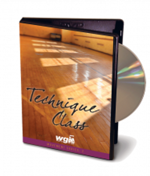 DVD - Movement Series: Technique Class