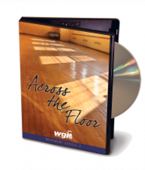 DVD - Movement Series: Across the Floor