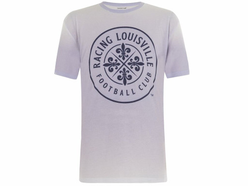 Racing Louisville FC Adult Sublimated Crest Tee