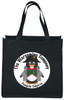 Nappy the Pen-Gin™ Shopping Bag