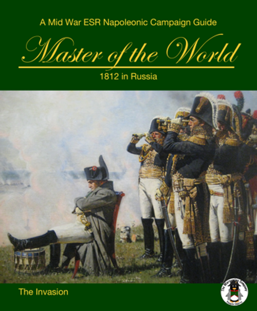 Master of the World, 1812 in Russia