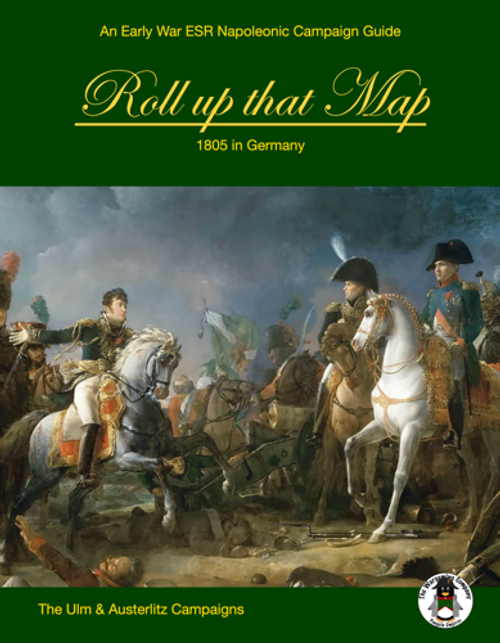 Roll up that Map, 1805 in Germany