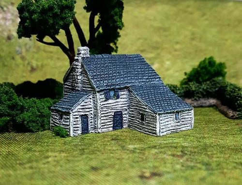 ACW Farmhouse with Annexe