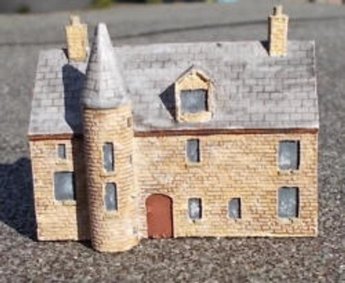 Fortified Manor House