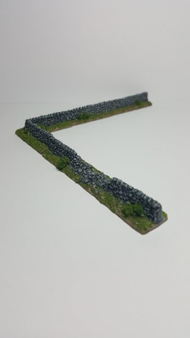 36-piece Stone Walls Set