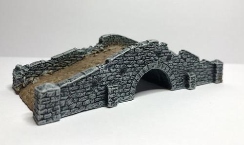 Battle Damaged Stone Bridge