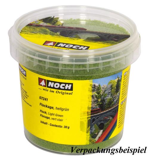 Flock Light Green (30 grams)