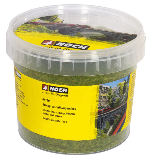 Scatter Grass Spring Meadow (120 grams)