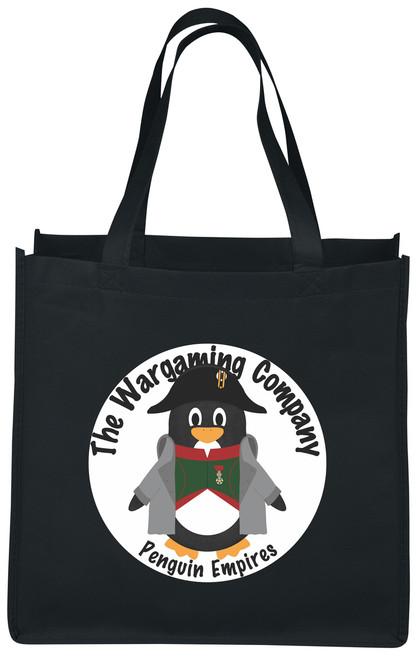 Nappy the Pen-Gin™ Shopping Bag
