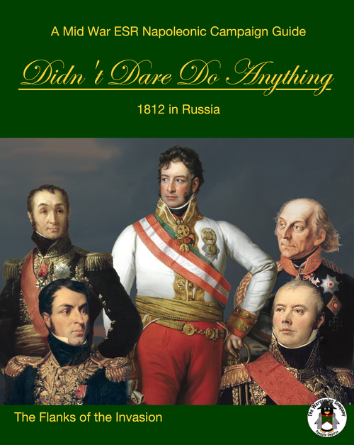 Didn't Dare Do Anything, 1812 in Russia