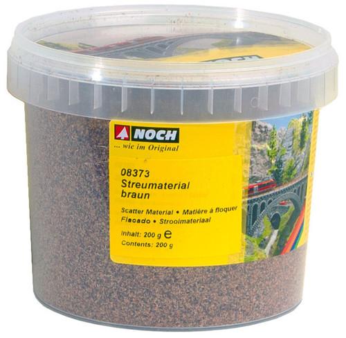 Scatter Flock Brown (200 grams)
