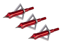 SenX Double Whammy Broadheads, 100 Grain, 3 ct.