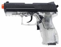 H&K P30 Clear Electric Airsoft Pistol