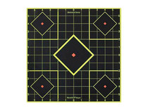 "Birchwood Casey Shoot-N-C Sight-In Targets, 8"" Square, 6ct"