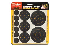 Daisy Shoot-N-C Self-Adhesive Airgun Targets