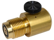 Air Arms Fill Adapter, Fits Air Arms CZ Rifles w/Detachable Tanks