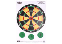 "Birchwood Casey Dirty Bird Shotboard Game Target, 12""x18"", 8ct"