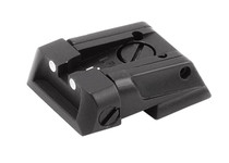Crosman LPA MIM Rear Sight, For Crosman Guns with a Steel Breech