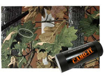 Camo-It Kit, English Oak, Covers Gun & Scope