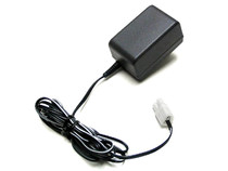 9 volt DC 500mAh battery charger with Large male plug