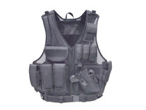 UTG Airsoft Deluxe Tactical Vest - Black