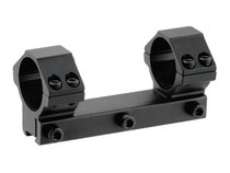 "Leapers Accushot 1-Pc Mount w/1"" Rings, 3/8"" Dovetail"