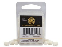 RWS .22 Quick Cleaning Pellets, 80ct