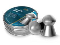 H&N Baracuda Match, .22 Cal (5.52mm), 21.14 Grains, Round Nose, 200ct